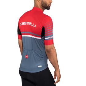 Castelli Free AR 4.1 FZ Jersey Men red/light/steel blue